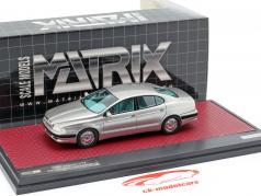 Jaguar V12 Kensington Italdesign Concept año de construcción 1990 plata 1:43 Matrix