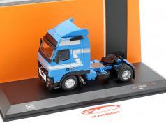 Volvo FH12 camion année de construction 1994 bleu / argent 1:43 Ixo
