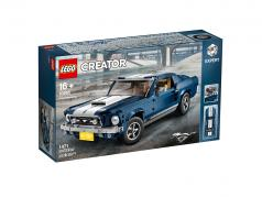 LEGO® Creator™ Expert Ford Mustang azul / blanco