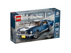 LEGO® Creator™ Expert Ford Mustang bleu / blanc