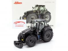 Deutz-Fahr 9340 TTV Warrior tractor negro 1:32 Schuco