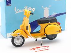 Vespa P200E Year 1978 yellow 1:12 NewRay