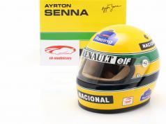 Ayrton Senna Williams FW16 #2 fórmula 1 1994 casco 1:2