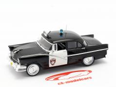 Ford Fairlane Oakland Police black / white in Blister 1:43 Altaya