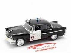Ford Fairlane Oakland Police sort / hvid i vabel 1:43 Altaya