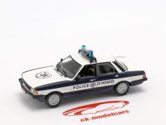 Ford Cortina MKV politique bleu foncé / blanc 1:43 Altaya
