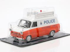 Ford Transit MK I Police Accidence Unit weiß / orange in Blister 1:43 Altaya