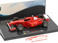 M. Schumacher Ferrari F300 Formula 1 1998 GP di Gran Bretagna 1:43 Hotwheels Elite