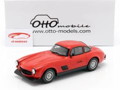 Mercedes-Benz AMG 300 SL année de construction 1974 rouge 1:18 OttOmobile