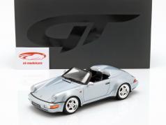 Porsche 911 (964) Speedster Turbo Look Opførselsår 1989 polær sølv 1:18 GT-Spirit