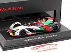 Daniel Abt Audi e-tron FE05 #66 formula E 2018/19 1:43 Minichamps