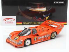 Porsche 956K Brun #1 3 200 miles Norisring 1984 Stefan Bellof 1:18 Minichamps