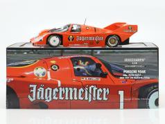Porsche 956K Brun #1 третий 200 миль Norisring 1984 Stefan Bellof 1:18 Minichamps