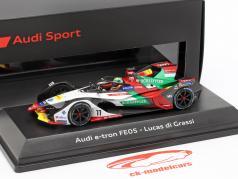 Lucas di Grassi Audi e-tron FE05 #11 fórmula E 2018/19 1:43 Minichamps