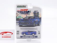 Chevrolet Camaro SS Indy 500 2018 Event Car Penngrade Motor Oil 1:64 Greenlight