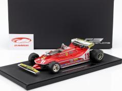J. Scheckter Ferrari 312T4 short spoiler #11 World Champion GP F1 1979 1:18 GP Replicas