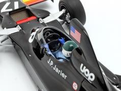 Jean-Pierre Jarier Shadow DN5 #17 巴西人 GP 公式 1 1975 1:18 Spark