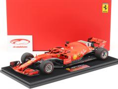 S. Vettel Ferrari SF71H #5 50th GP Sieg Kanada GP Formel 1 2018 1:18 LookSmart