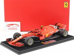 Kimi Räikkönen Ferrari SF71H #7 Winner United States GP formula 1 2018 1:18 LookSmart