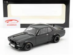 Nissan Skyline GT-R (KPGC-10) Racing Construction year 1972 black 1:18 AUTOart