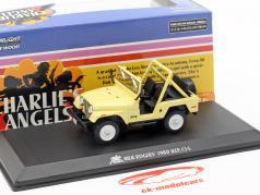 Julie Rogers' Jeep CJ-5 1980 series de televisión Charlie's Angels (1976-81) beige 1:43 Greenlight