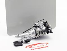 Ford 5.0 motor e transmissão (GMP 18822) 1:18 GMP