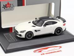 Mercedes-Benz AMG GT-R branco 1:43 CMR