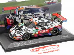 Porsche 911 (991) GT3 R #69 GT Masters 2018 Iron Force by Ring Police 1:43 Minichamps
