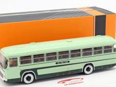 Fiat 306-3 ônibus ano de construção 1972 verde 1:43 Ixo