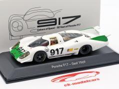 Porsche 917 #917 Presentation Car Geneve 1969 1:43 Spark