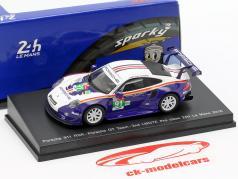 Porsche 911 (991) RSR #91 2 ° LMGTE Pro Class 24h LeMans 2018 1:64 Spark