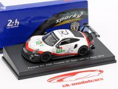 Porsche 911 (991) RSR GTE #93 24h LeMans 2018 Pilet, Tandy, Bamber 1:64 Spark
