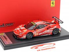 Ferrari 488 GTE #85 3e LMGTE AM Class 24h LeMans 2018 1:43 LookSmart