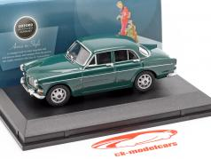 Volvo 130 Amazon ano de construção 1965 verde escuro 1:43 Oxford