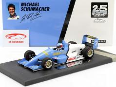 Michael Schumacher Reynard F903 #3 Vinder Macau GP formel 3 1990 1:18 Minichamps