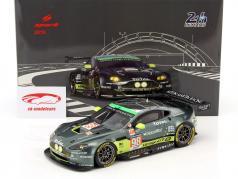 Aston Martin V8 Vantage GTE #98 24h LeMans 2016 Lana, Lamy, Lauda 1:18 Spark 2. elección