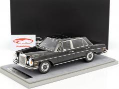 Mercedes-Benz 300 SEL 6.3 ano de construção 1968 preto 1:18 Tecnomodel 2. eleição