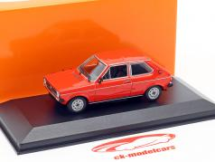 Volkswagen VW Polo año de construcción 1979 rojo 1:43 Minichamps