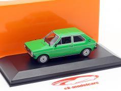 Volkswagen VW Polo Opførselsår 1979 grøn 1:43 Minichamps