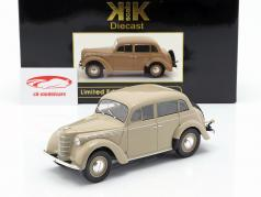 Opel Kadett K38 année de construction 1938 bronzage 1:18 KK-Scale