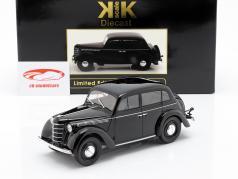 Opel Kadett K38 année de construction 1938 noir 1:18 KK-Scale