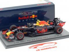Pierre Gasly Red Bull Racing RB15 #10 sexto chino GP fórmula 1 2019 1:43 Spark