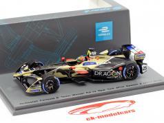 J.-E. Vergne Renault Z.E.17 #25 N.Y. ePrix fórmula E campeón 2017/18 1:43 Spark