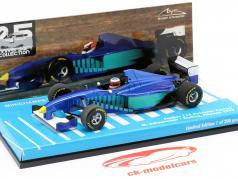 M. Schumacher Sauber C16 тест Fiorano формула 1 1997 1:43 Minichamps
