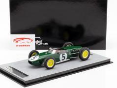 Alan Stacey Lotus 18 #5 Niederlande GP Formel 1 1960 1:18 Tecnomodel
