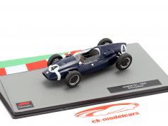 Stirling Moss Cooper T51 #4 formula 1 1959 1:43 Altaya