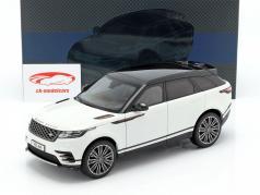 Land Rover Range Rover Velar year 2018 white 1:18 LCD Models