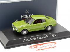 Mitsubishi Galant FTO GSR año de construcción 1973 verde 1:43 Norev