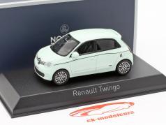 Renault Twingo Baujahr 2019 pistaziengrün 1:43 Norev