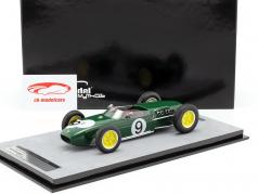 John Surtees Lotus 18 #9 2nd Großbritannien GP Formel 1 1960 1:18 Tecnomodel